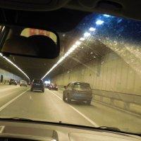 В тоннеле :: Мила