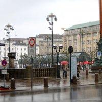 Дождик в Гамбурге :: Лена Михайленко