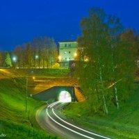 Ночной тоннель. :: Виктор Евстратов