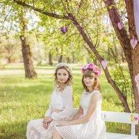 Анастасия и Кристина :: Мария Дергунова