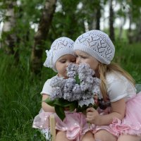 две сестрички :: анна миронова