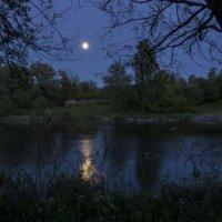 лунная дорожка :: Светлана Борец