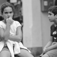 У юности свои заботы :: MVMarina