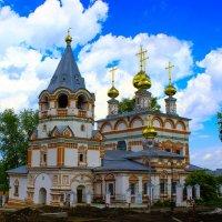 Богоявленская церковь г.Соликамск :: Вячеслав Исаков