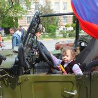 дедова машина, дедова Победа! :: Юрий Гайворонский