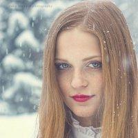 Портрет с цветами :: Юлия Люлькина