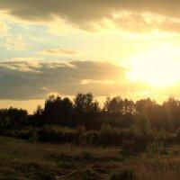 Закат :: Светлана Кудряшова