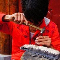 Тибетская кожа :: Александр Федоров