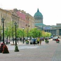 Малая Конюшенная улица :: Олег Попков