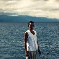 Портрет филиппинского рыбака :: алексей афанасьев