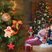 Новогоднее волшебство :: Ольга Шеломенцева