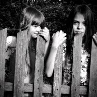 Сестры :: Дарья Верхоломова