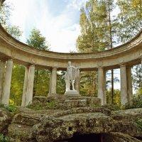 Памятник :: Вячеслав Алкопона