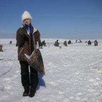 вот и рыбка :: Леонид Виноградов