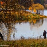 Осенняя рыбалка. :: ЭН КА