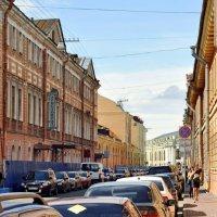 Дыхание старого города :: Татьяна Кузнецова
