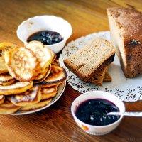 Уютный завтрак :: Татьяна Кузнецова