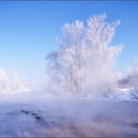 / Фрагмент морозного утра .. / :: Влад Соколовский