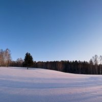 Зимний вечер :: Николай Мальцев