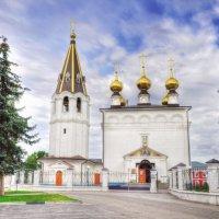 Федоровский монастырь :: Сергей Дубков