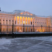 Русский музей :: Олег Попков