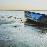 Одинокая лодка :: Сергей Дубков