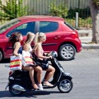 о. Крит, Ираклион 2012 :: Людмила Гиренко