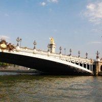 Мост через Сену :: Сергей Лошкарёв