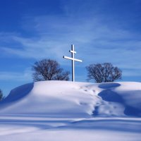 Памятный крест... :: Владимир Павлов