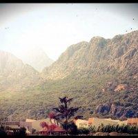 горы... :: Оксана Лебедь