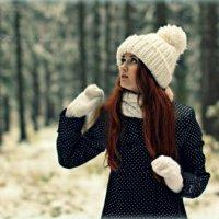 snowgirl :: Alena Kramarenko