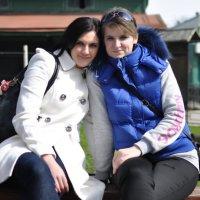две подружки :: Алена Атяшкина