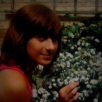 У цветов :: Аня Терехова