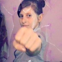 Битое стекло :: Аня Терехова