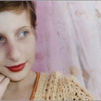 Красные губы :: Аня Терехова