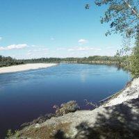 Томская область, река Кеть, август :: Виктор Пермяков
