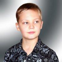 Портрет сына :: Liudmila Baryba