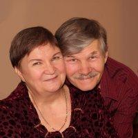Семейная идилия :: Liudmila Baryba