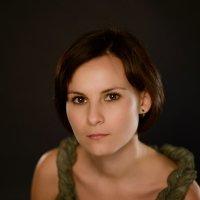 Студийный портрет :: Anastacia Frolova