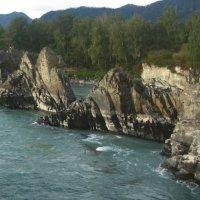 каменный айсберг :: Катерина Коханова
