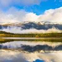 Небо-море-облака :: Андрей Пальцев