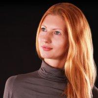 Портрет девушки :: Ирина Лунева
