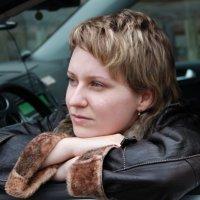 В мыслях... :: Olga Rozhkova