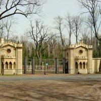 Красносельские ( слоновые ) ворота. :: Олег Попков