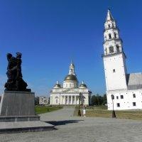 Невьянский архитектурный комплекс.Наклонная башня. :: Елизавета Успенская