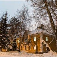 Сосульки и Мороз :: Дмитрий Жабенцев