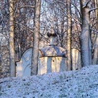Первый снег... :: Владимир Павлов