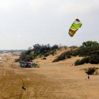 Борьба с ветром :: Николай Глазьев