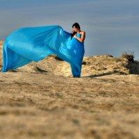 Игры с ветром :: Ирина Борисова
