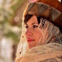 Морозко :: Ирина Борисова
